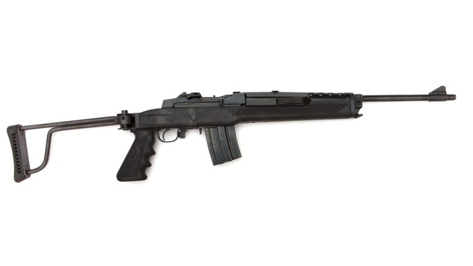 ruger mini 14 black